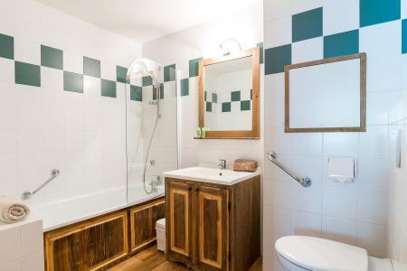 Urlaub in den Bergen Résidence le Clos Vanoise - Bessans - Badezimmer