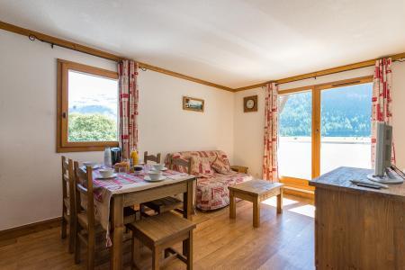 Urlaub in den Bergen Résidence le Clos Vanoise - Bessans - Wohnzimmer