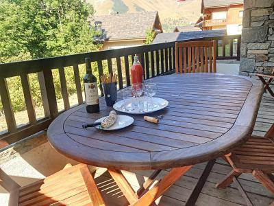 Rent in ski resort 2 room apartment 4 people (A1) - Résidence le Cochet - Saint Martin de Belleville - Summer outside