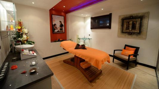 Vacances en montagne Résidence le Coeur d'Or - Les Arcs - Massage