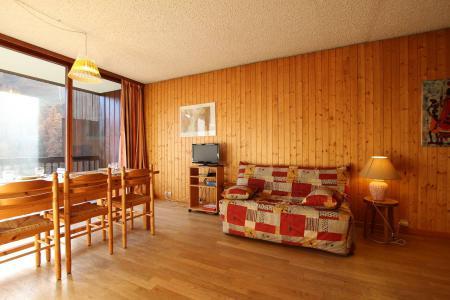 Vacances en montagne Studio coin montagne 4 personnes (B441) - Résidence le Coolidge - Serre Chevalier