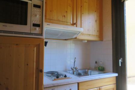 Vacances en montagne Appartement 2 pièces coin montagne 4 personnes (CN13) - Résidence le Corinna - Châtel - Kitchenette