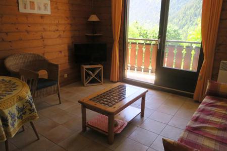 Vacances en montagne Appartement 2 pièces coin montagne 4 personnes (CN13) - Résidence le Corinna - Châtel - Séjour