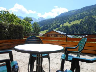 Holiday in mountain resort Résidence le Cornillon - Le Grand Bornand -
