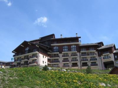 Location au ski Residence Le Cret De L'ours 1 - Peisey-Vallandry - Extérieur été