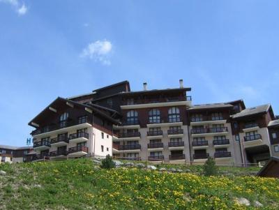 Location au ski Residence Le Cret De L'ours 2 - Peisey-Vallandry - Extérieur été