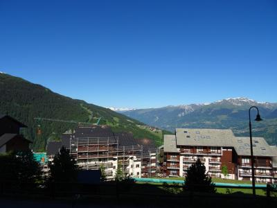 Location au ski Appartement 2 pièces 4 personnes (007) - Résidence le Crêt de l'Ours 2 - Peisey-Vallandry - Extérieur été