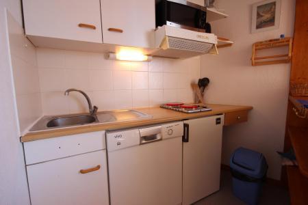Vacances en montagne Appartement 2 pièces 4 personnes (007) - Résidence le Crêt de l'Ours 2 - Peisey-Vallandry - Cuisine