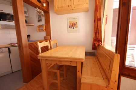 Vacances en montagne Appartement 2 pièces 4 personnes (007) - Résidence le Crêt de l'Ours 2 - Peisey-Vallandry - Séjour