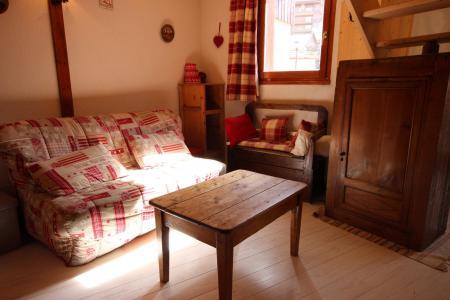 Vacances en montagne Appartement 4 pièces mezzanine 8 personnes (100) - Résidence le Crêt de l'Ours 2 - Peisey-Vallandry - Logement
