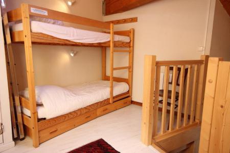 Vacances en montagne Appartement 4 pièces mezzanine 8 personnes (100) - Résidence le Crêt de l'Ours 2 - Peisey-Vallandry - Chambre