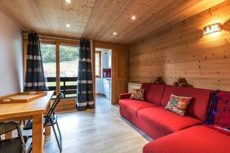Vacances en montagne Appartement 2 pièces 4 personnes (112) - Résidence le Creux de l'Ours D - Méribel-Mottaret