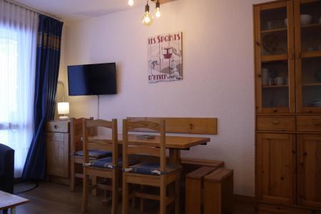 Vacances en montagne Appartement 2 pièces 5 personnes (039) - Résidence le Creux de l'Ours D - Méribel-Mottaret - Table