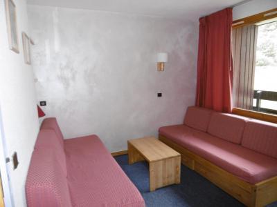 Vacances en montagne Studio 4 personnes (140) - Résidence le Creux de l'Ours D - Méribel-Mottaret - Banquette-lit