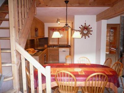 Location au ski Résidence le Cristal - Méribel - Extérieur été