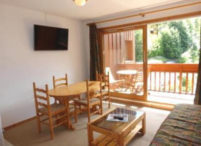 Vacances en montagne Appartement 2 pièces 4 personnes (44) - Résidence le Cristal - Méribel - Séjour
