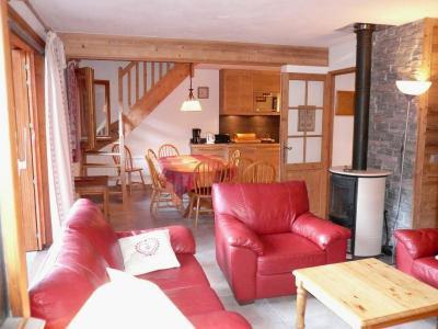Vacances en montagne Appartement duplex 4 pièces 8 personnes (10 R) - Résidence le Cristal - Méribel - Logement