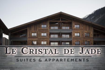 Rent in ski resort Résidence le Cristal de Jade - Chamonix - Summer outside