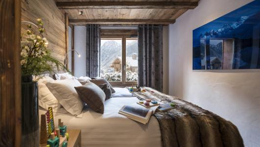 Vacances en montagne Résidence le Cristal de Jade - Chamonix - Chambre