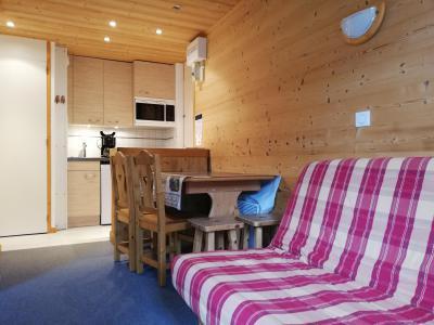 Vacances en montagne Studio 4 personnes (050) - Résidence le Cristallin - Valmorel