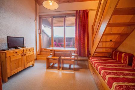 Vacances en montagne Appartement 1 pièces mezzanine 2 personnes (059) - Résidence le Cristallin - Valmorel