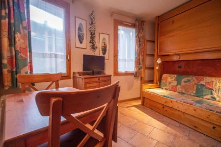 Vacances en montagne Studio 2 personnes (045) - Résidence le Cristallin - Valmorel