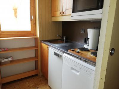 Vacances en montagne Appartement 2 pièces 4 personnes (020) - Résidence le Cristallin - Valmorel