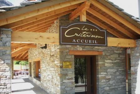 Location au ski Residence Le Criterium - Val Cenis - Extérieur été