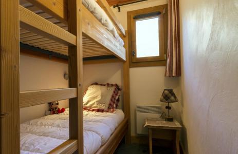 Vacances en montagne Appartement 3 pièces 4-6 personnes - Résidence le Critérium - Val Cenis - Lits superposés