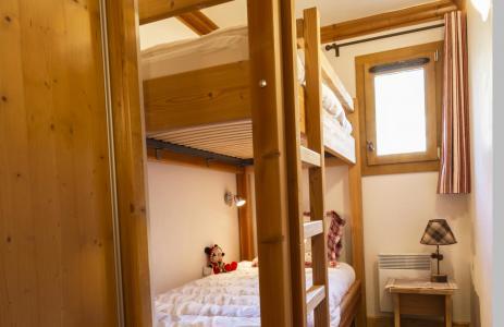 Vacances en montagne Appartement 4 pièces 6 personnes - Résidence le Critérium - Val Cenis - Lits superposés