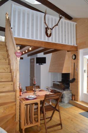 Vacances en montagne Appartement 3 pièces mezzanine 6 personnes - Résidence le Dahu - Champagny-en-Vanoise