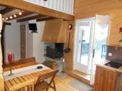 Vacances en montagne Appartement 3 pièces mezzanine 6 personnes - Résidence le Dahu - Champagny-en-Vanoise - Logement