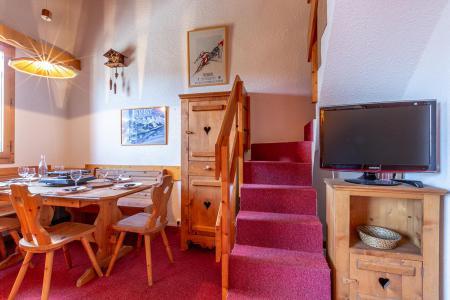 Vacances en montagne Appartement 3 pièces 7 personnes (070) - Résidence le Dandy - Méribel-Mottaret
