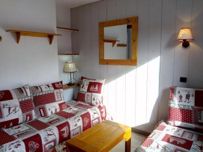 Vacances en montagne Appartement 3 pièces 6 personnes (042) - Résidence le Dandy - Méribel-Mottaret - Séjour