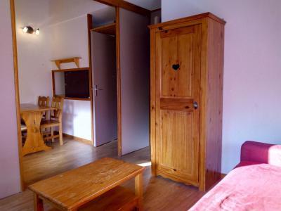 Vacances en montagne Studio 4 personnes (077) - Résidence le Dandy - Méribel-Mottaret - Logement