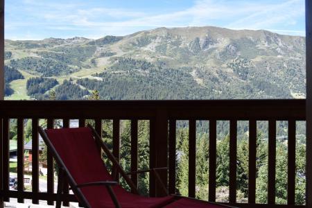 Vacances en montagne Appartement 2 pièces 4 personnes (K16) - Résidence le Daphné - Méribel - Extérieur été