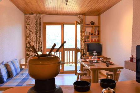 Vacances en montagne Appartement 2 pièces 5 personnes (K21) - Résidence le Daphné - Méribel