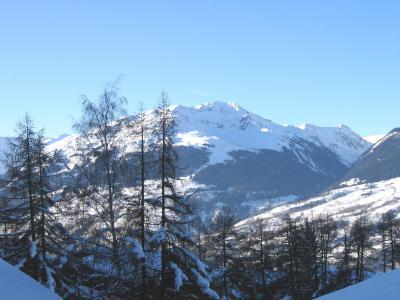 Vacances en montagne Studio 3 personnes (009) - Résidence le Dé 1 - Montchavin La Plagne