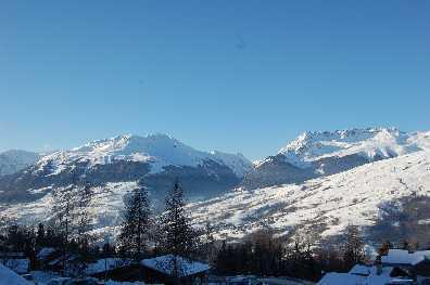 Vacances en montagne Studio 4 personnes (106) - Résidence le Dé 3 - Montchavin La Plagne