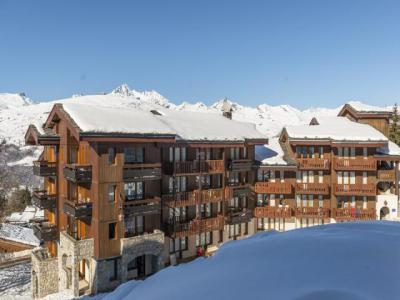 Vacances en montagne Résidence le Dé 3 - Montchavin La Plagne