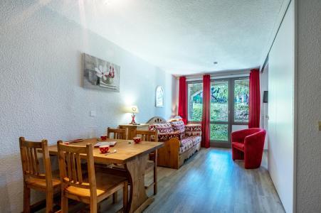 Vacances en montagne Appartement 2 pièces 4 personnes (008) - Résidence le Dé 3 - Montchavin La Plagne - Salle à manger