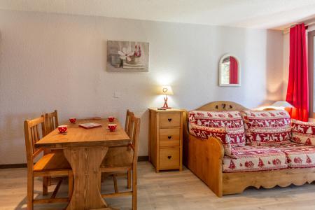 Vacances en montagne Appartement 2 pièces 4 personnes (008) - Résidence le Dé 3 - Montchavin La Plagne - Table