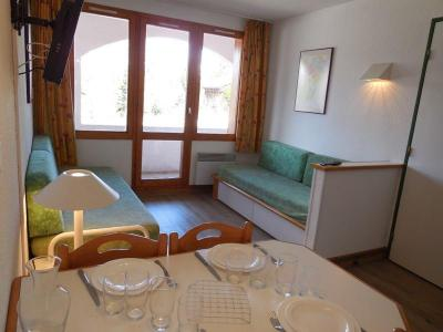 Vacances en montagne Studio 4 personnes (102) - Résidence le Dé 3 - Montchavin La Plagne - Logement