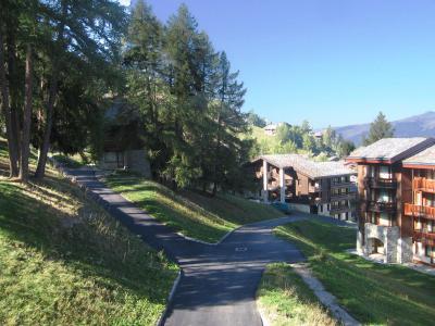 Vacances en montagne Appartement 2 pièces 4 personnes (421) - Résidence le Dé 4 - Montchavin La Plagne - Extérieur été