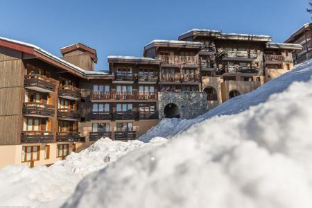 Vacances en montagne Résidence le Dé 4 - Montchavin La Plagne
