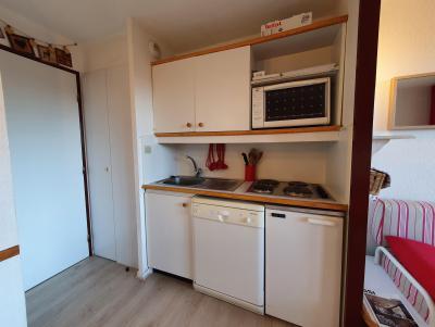 Vacances en montagne Appartement 2 pièces 4 personnes (421) - Résidence le Dé 4 - Montchavin La Plagne