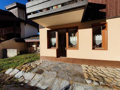 Vacances en montagne Studio coin montagne 4 personnes (116) - Résidence le Dé 4 - Montchavin La Plagne