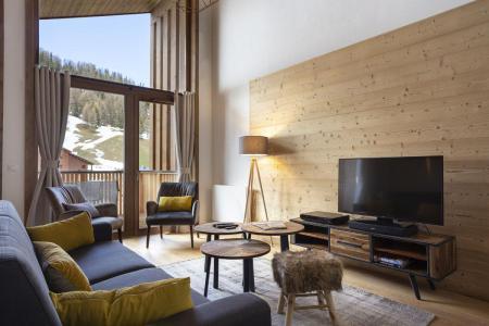 Vacances en montagne Résidence Le Diamant des Neiges - La Plagne - Canapé-lit