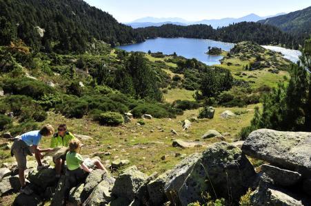 Vacances en montagne Résidence le Domaine de Castella - Font Romeu - Extérieur été