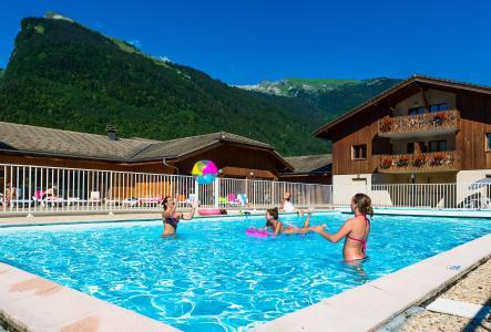 Summer accommodation Résidence le Domaine du Grand Tétras